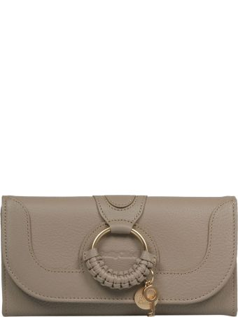 See by Chloé Hana Braided Long Continental Wallet
