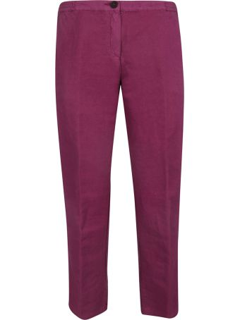 Massimo Alba Slim Fit Trousers