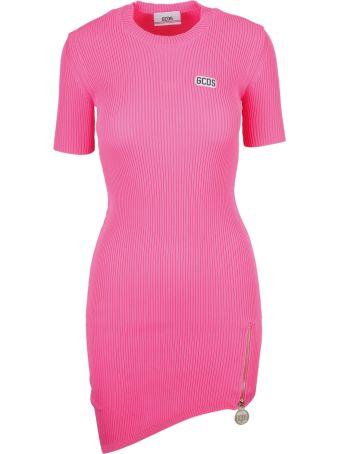 GCDS Ribbed Dress