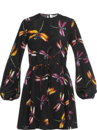 Diane Von Furstenberg Drawstrings Dress