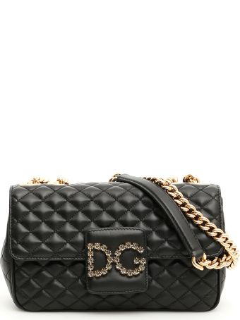 Dolce & Gabbana Matelassé Dg Millennials Bag