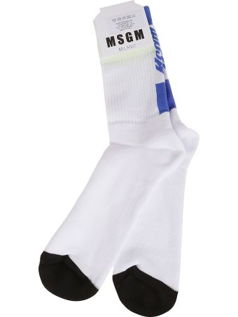MSGM Ribbed Socks