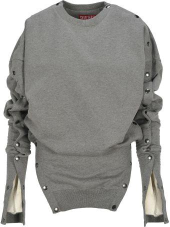 Diesel Glenn Martens Diesel Press Studs Sweatshirt