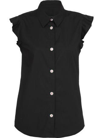 Love Moschino Shirt With Frills