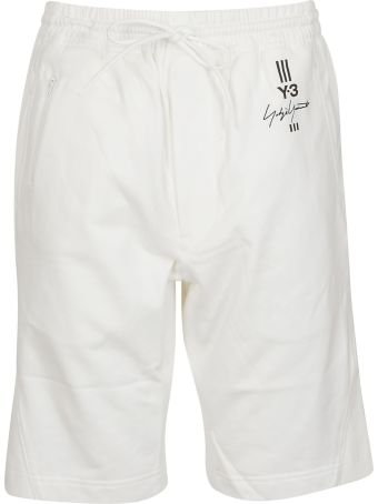 Y-3 Signature Print Shorts