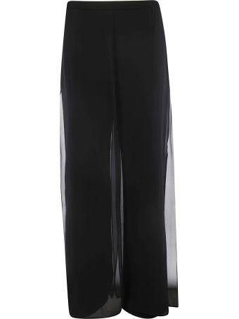 Max Mara Wide-leg Layered Trousers