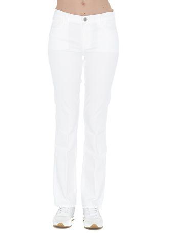 J Brand Sallie Mid Rise Trousers