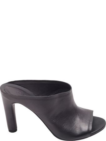Roberto del Carlo Del Carlo Leather Heeled Shoes