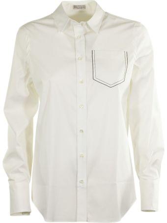 Brunello Cucinelli Slim-fit Shirt