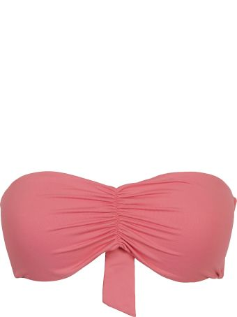 Fisico - Cristina Ferrari Fisico Pleated Bikini