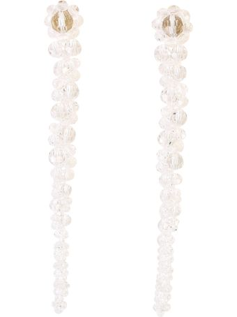 Simone Rocha Glass Earrings
