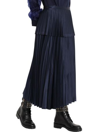 Noir Kei Ninomiya Pleated Skirt