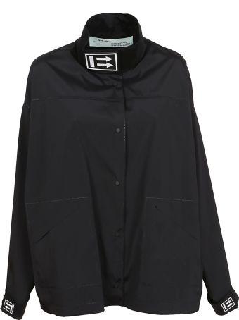Off-White Logo Back Jacket