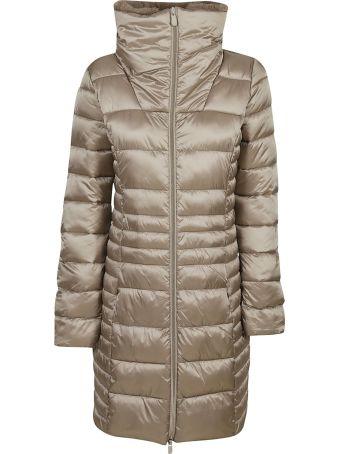 Save the Duck Padded Long Coat