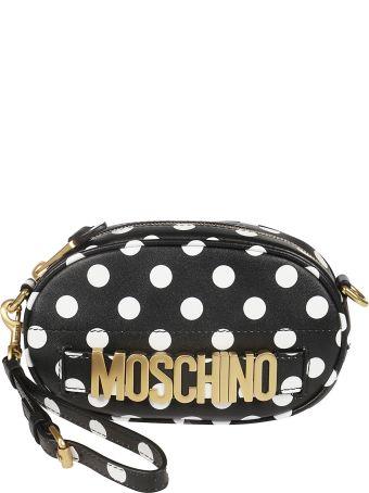 Moschino Polka Dots Belt Bag