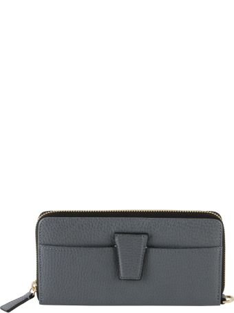 Gianni Chiarini Stormy Grained Leather Wallet