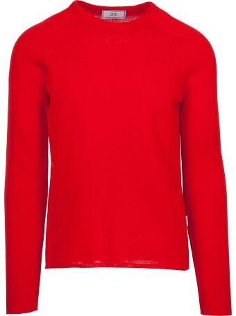 Ami Alexandre Mattiussi Raglan Sleeves Sweater