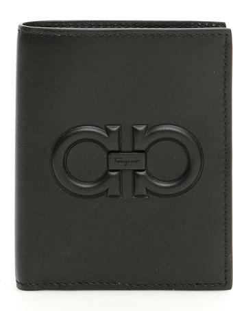 Salvatore Ferragamo Wallet With Card Case