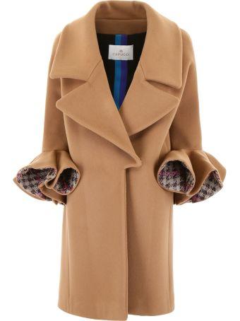 Capucci Ruffled Coat