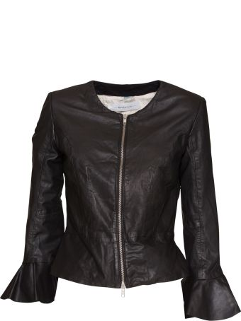 Bully Leather Jacket