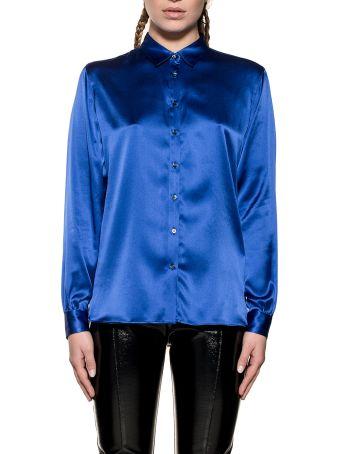 Bagutta Eletric Blue Robys Shirt