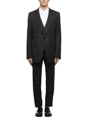 Dolce & Gabbana Striped Suit