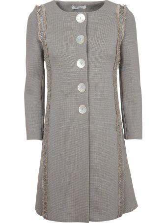 Charlott Frayed Coat