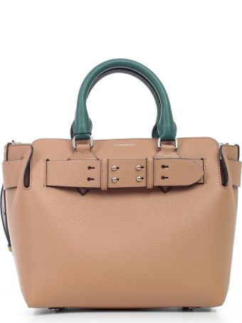 Burberry Small Baby Belt Tote