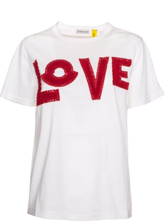 Moncler Genius 2 Moncler 1952 T-shirt In White