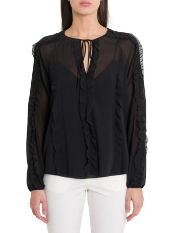 RED Valentino Blouse With Ouches