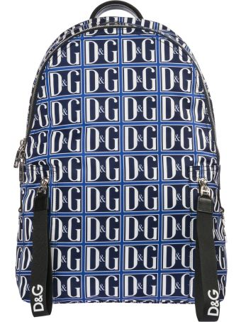 Dolce & Gabbana  Nylon Rucksack Backpack Travel