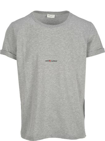 Saint Laurent Tshirt Classic Logo
