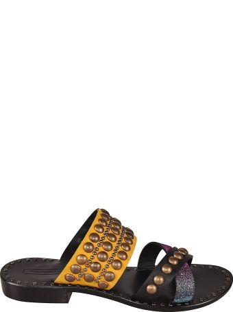 Nanni Studded Sliders