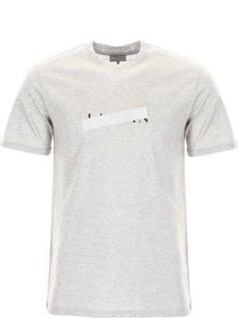 Lanvin T-shirt With Logo Print