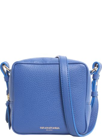 Sara Battaglia Cube Crossbody Bag