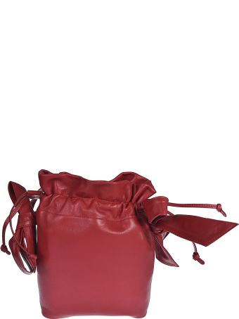 Simone Rocha Ribbon Detailed Clutch Bag