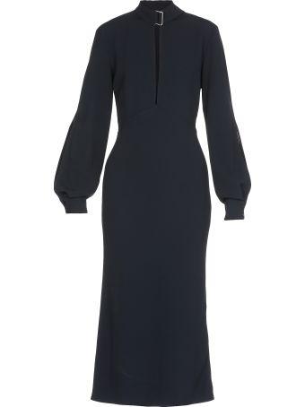 Victoria Beckham Slash Front Dress