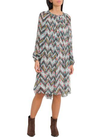 Isabel Marant Étoile Everly Multicoloured Dress