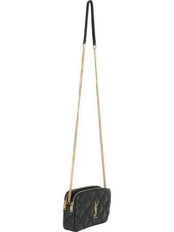 Saint Laurent Becky Mini Shoulder Bag