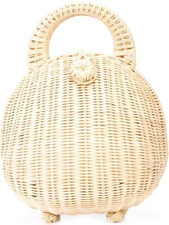 Cult Gaia Millie Weaved Tote