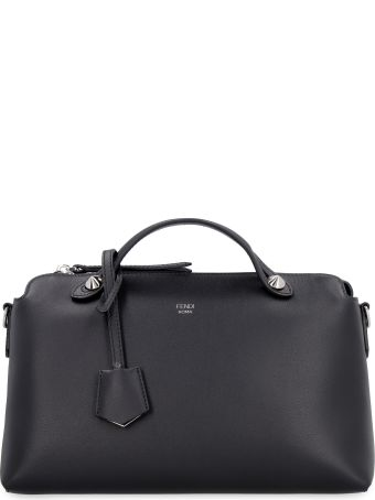 Fendi By The Way Leather Handbag