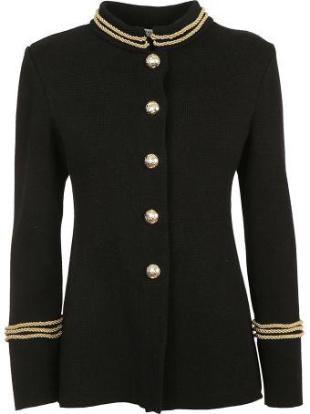 Charlott Buttoned Jacket