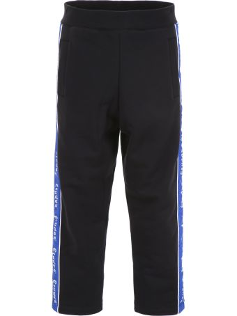 Études Trousers With Logo Band
