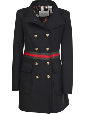 Bazar Deluxe Deluxe Bazar wool coat