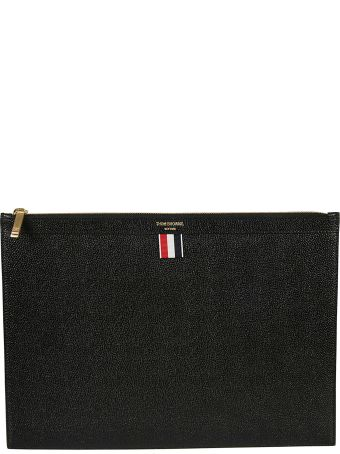 Thom Browne Zipped Clutch