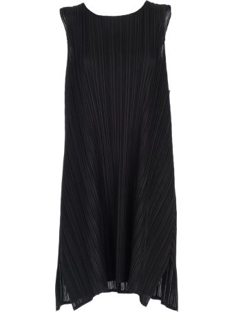 Pleats Please Issey Miyake Pleats Please By Issey Miyake Shift Dress