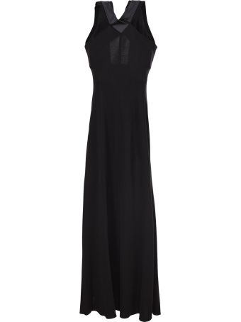 Emporio Armani maxi dress
