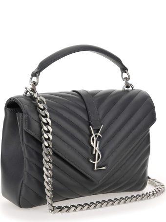 Saint Laurent College M Handbag
