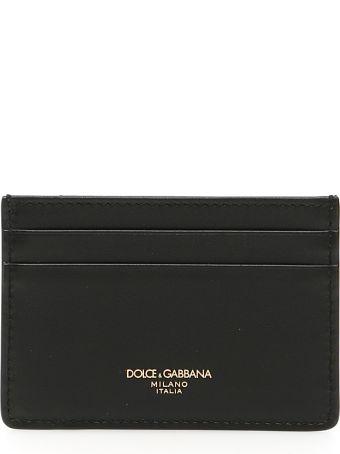 Dolce & Gabbana D&g Clip Cardholder