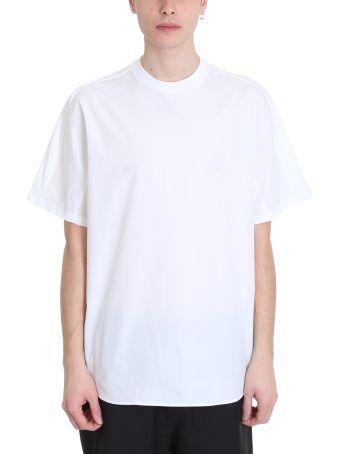 OAMC White Cotton Newton 2.0 T-shirt